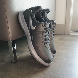 Nike Air Zoom Accurate Golf Shoes Black White NWB